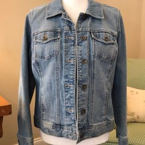 Style & Co Classic Jean Jacket